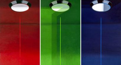 RGB (triptych)
